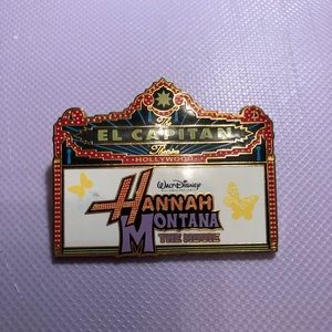 Disney Limited Edition Trading Pin- Hanna Montana